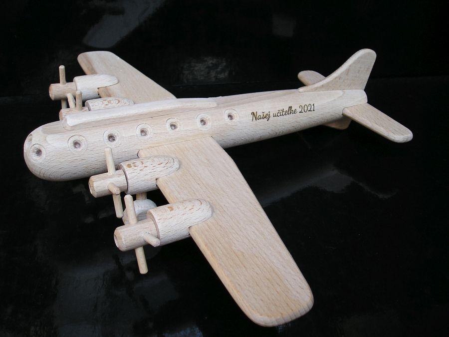 Spielzeug-Flugzeugen