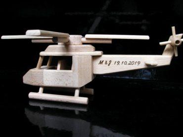 Spielzeug Helikopter