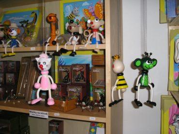 Holz Ferdo Ameise Spielzeug