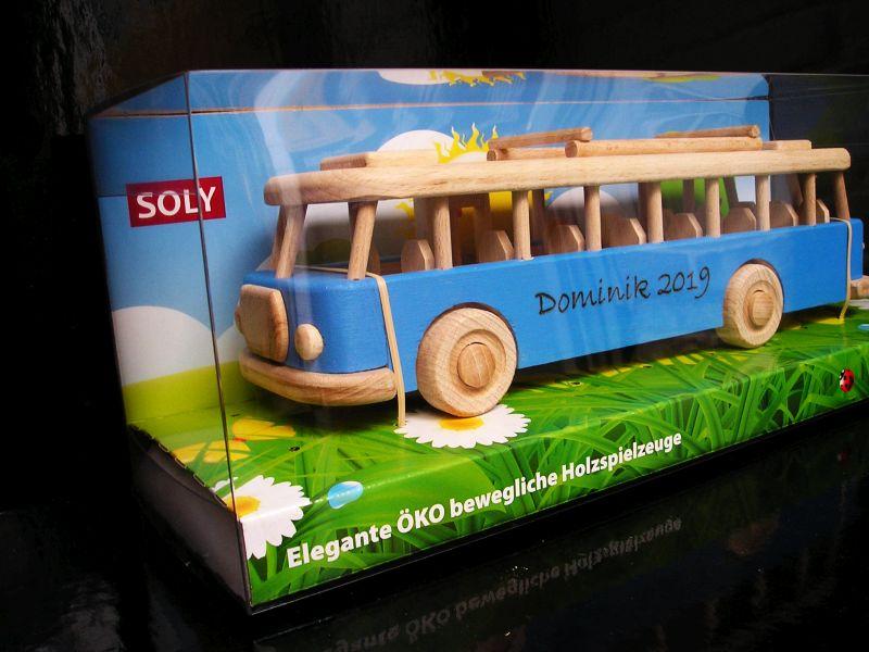 Bus, Spielzeuggeschenk für Kinder und Busfahrer