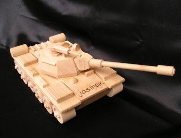 HolzgeschenkeS pielzeug Panzer für Jungen Militärpanzer Holzgeschenke