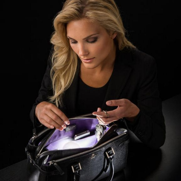SOI. MAXI – automatische Lampe für Handtasche oder Nachttisch