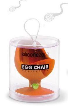 Stand, Tasse für gekochte Eier mit Saugnapf, Silikonformen