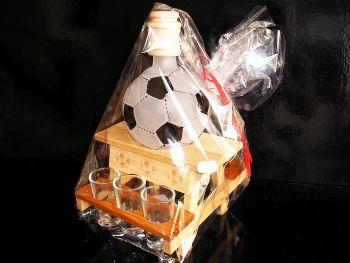 Geschenk für Fußballspieler