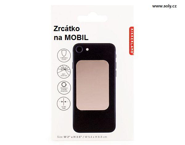 Praktischer elastischer Spiegel für das Handy, immer zur Hand