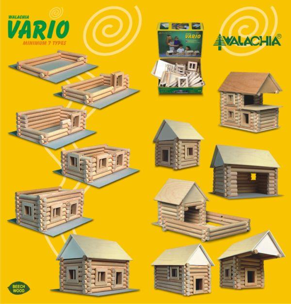 Holzbausatz für Kinder