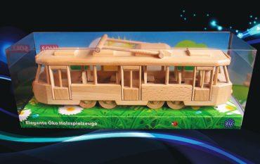 Straßenbahn Spielzeug Holzgeschenke und Spielzeug