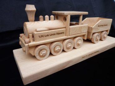 lokomotive, Zugges chenk