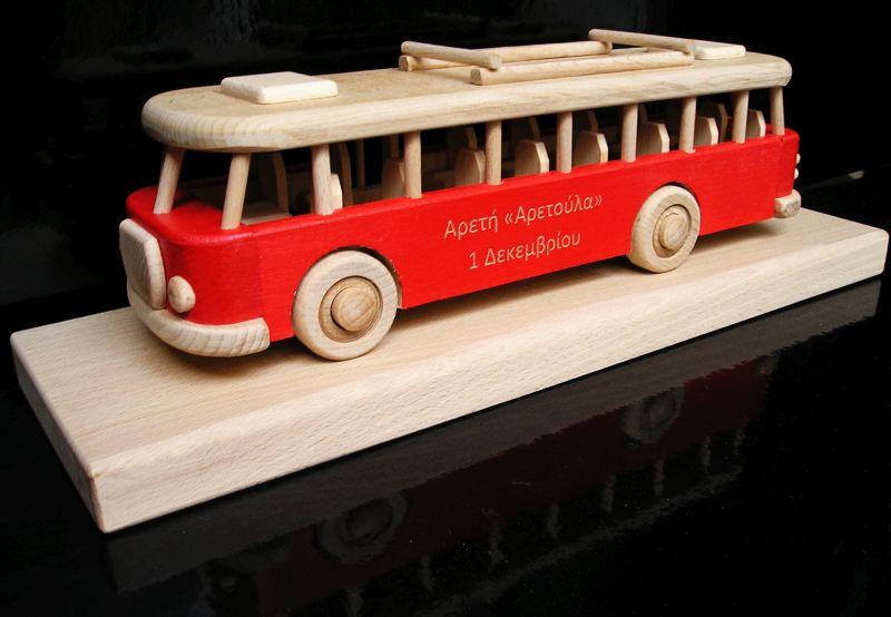 Rot Bus Geschenk fur BusFahrer