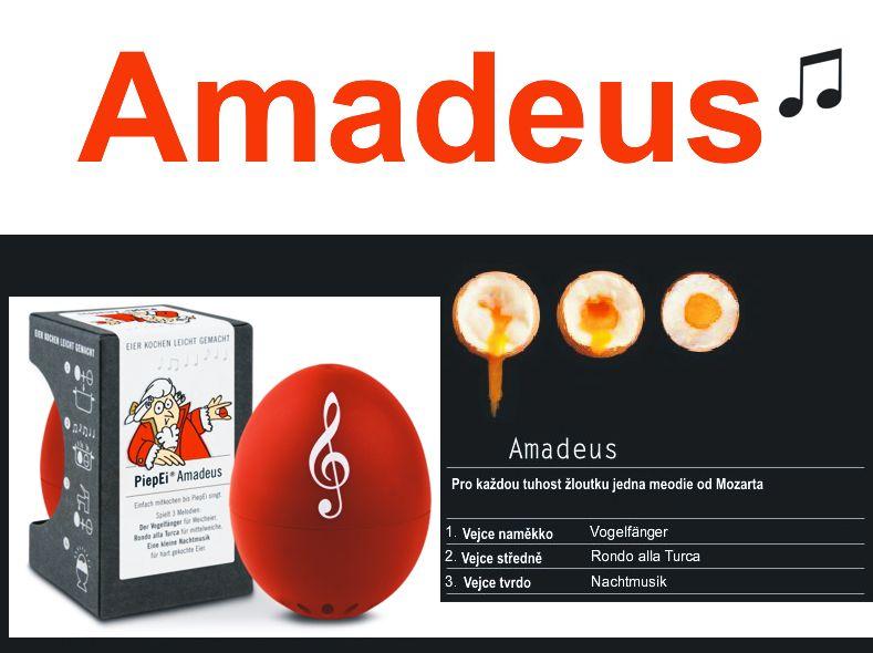 Eierkocher mit drei Melodien von Mozart Küchenminute