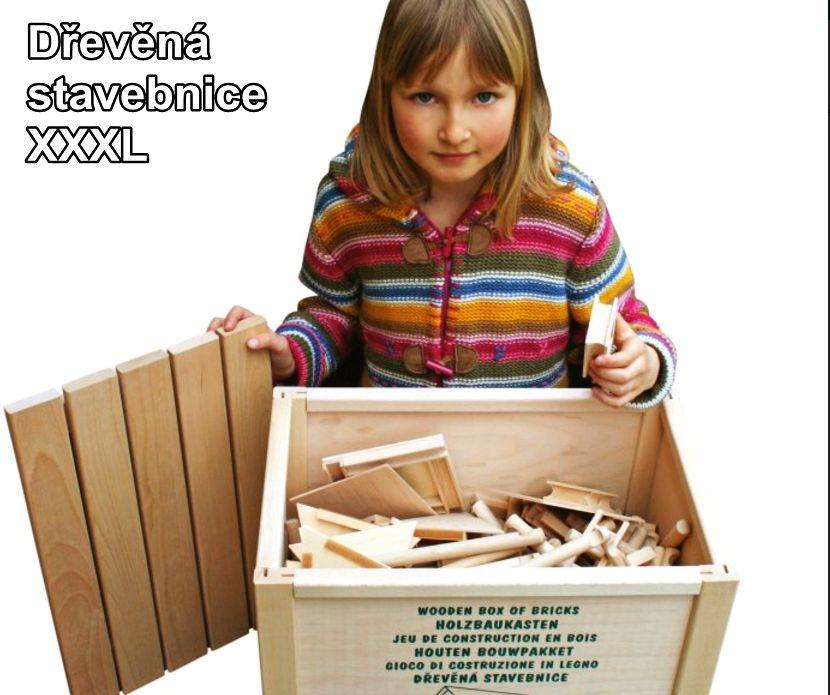 Spielzeugbausteine, Holzteile, XXL Würfel