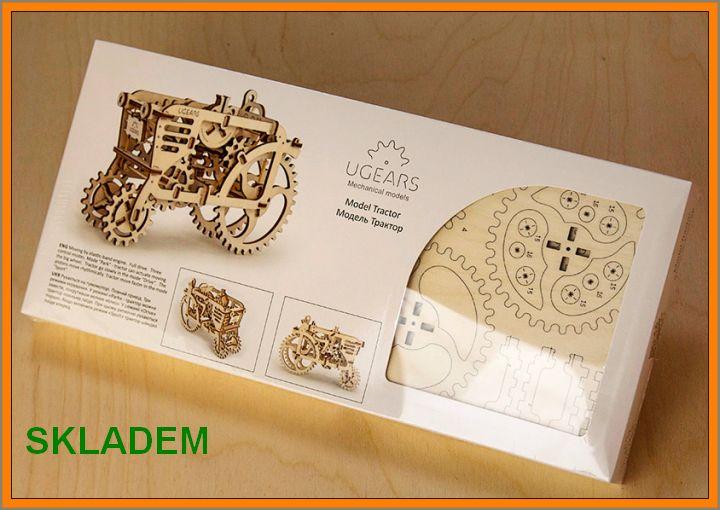 3D technisches Spielzeug-Kit