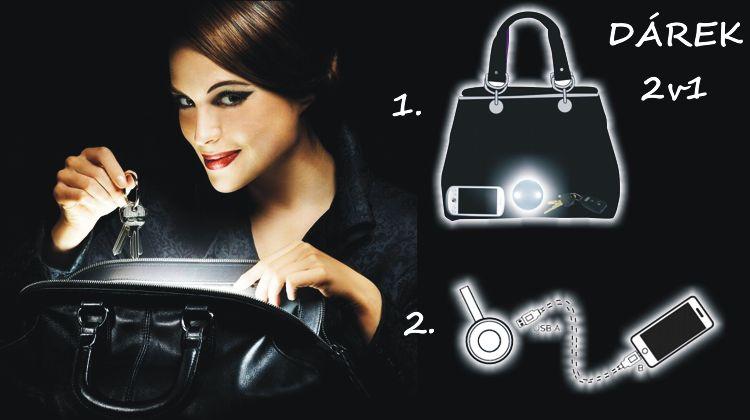 Lampe Handtaschenlampe mit PowerBank