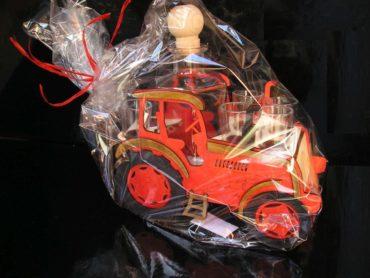 Geschenk für Traktorfahrer