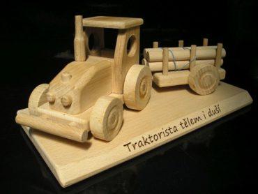 Traktor Geburtstagsgeschenk