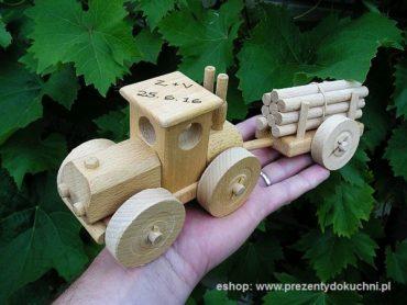 Holzspielzeug Geschenke aus Holz für Fahrer