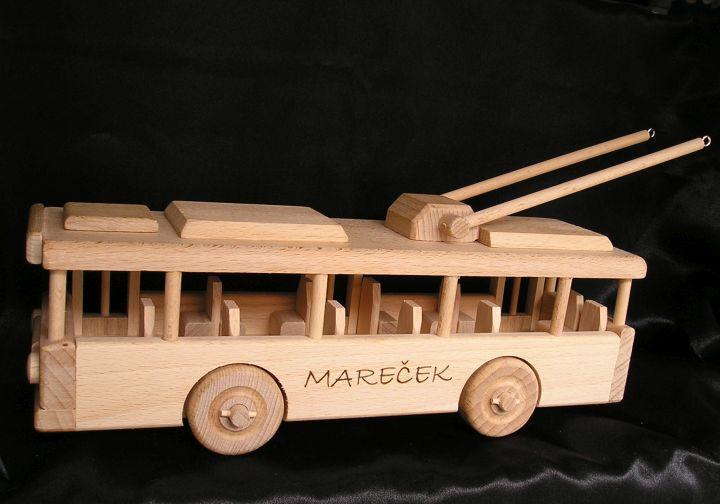 Obus Spielzeuge Obusse Geschenke für Fahrerrčeky