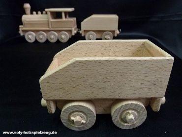 Kohle zur Lokomotive Holzspielzeug Geschenke für Fahrer