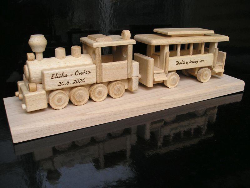 Geschenkzug, Lokomotive, Zug Geschenke für Eisenbahnen