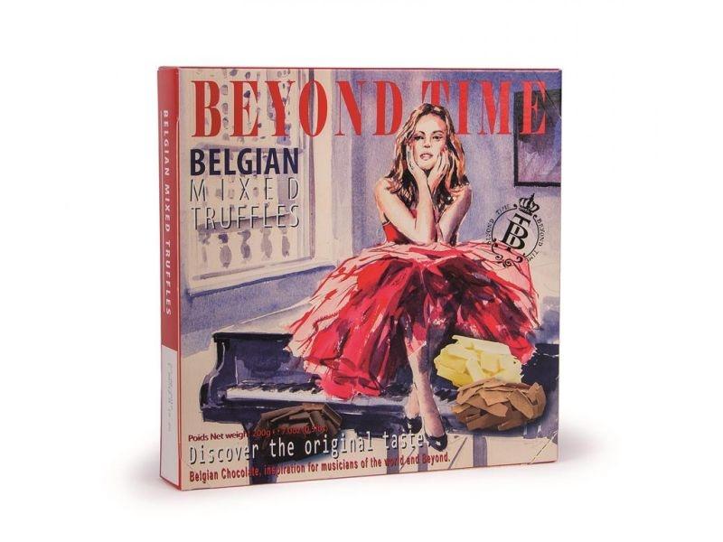 Belgische Pralinen Beyond Time Mix Trüffel 200g