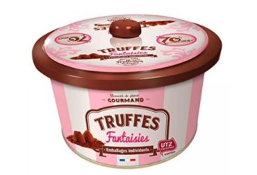 Schokoladentrüffel lecker aus Frankreich