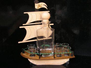 Geschenk für einen Seemann Segelboot Schiffsgeschenk für einen Seemann Segelboot Geschenk