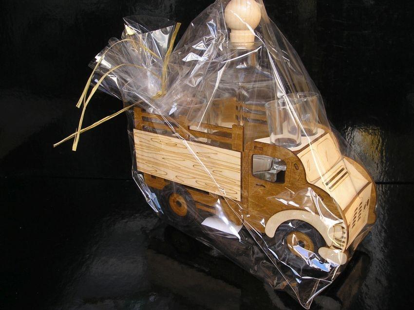 Geschenk für LKW-Fahrer