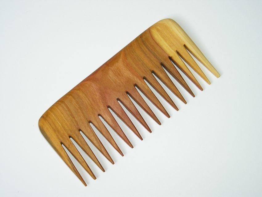 Holzkämme für Haare