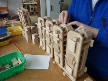 Holzgeschenke für Kinder und Fahrer zum Geburtstag