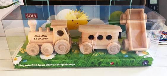 Spielzeug Holz-züge für Kinder