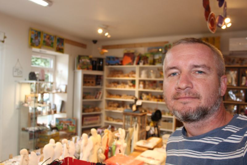 Holzspielzeug-Shop